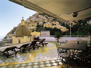 Enchanting villa in the heart of Positano, 2 minute walk from the beach. HII GIU - Campania vacation rentals
