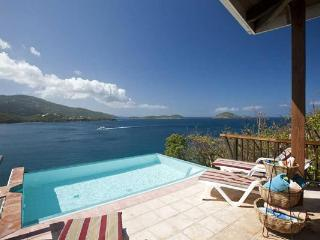 Seated high in Picara Point in Estate Peterborg, enjoy the 330- degree ocean views. MA GAT - Magens Bay vacation rentals