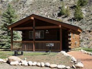Comfortable and Clean 1 BR Cabin at Three Rivers Resort in Almont (#24) - Almont vacation rentals