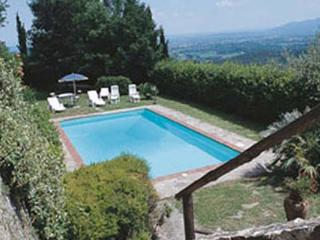 South- facing traditional farmhouse in the hills of Lucca, fully restored. SAL CLO - Lucca vacation rentals