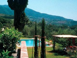Fascinating farmhouse- restored in a country style with beamed ceilings and cotto floors.  SAL MON - Lucca vacation rentals