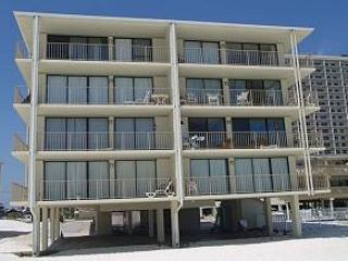 Gulf Village 216 ~ Nicely Appointed Beachfront Condo - Gulf Shores vacation rentals