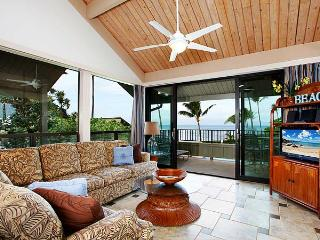 Ocean Front 2 Bedroom Luxury Condo Unit 08 - Napili-Honokowai vacation rentals