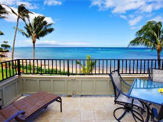 Unit 20 Ocean Front Prime Deluxe 2 Bedroom Condo - Lahaina vacation rentals