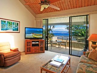 Ocean Front 2 Bedroom Deluxe Condo Unit 40 - Lahaina vacation rentals