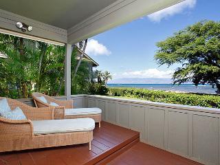 Unit 42 Ocean Front Luxury 3 Bedroom Condo - Lahaina vacation rentals