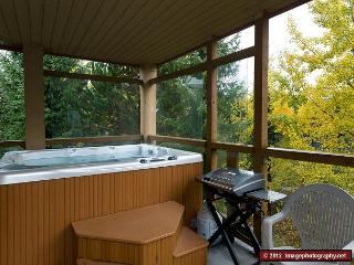 76 Glaciers Reach this 2br home has a hot tub & pool in Whistler Village - Brackendale vacation rentals