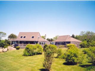 1242 - MAGICAL & TRANQUIL HOME OVERLOOKNG THE OCEAN. ADD A BEACH AND WHAT COULD BE BETTER?! - Chilmark vacation rentals