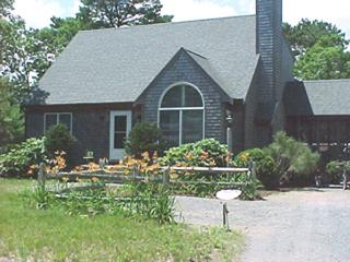 1253 - BRIGHT CLEAN CAPE WITH CENTRAL AIR CONDITIONING - Martha's Vineyard vacation rentals
