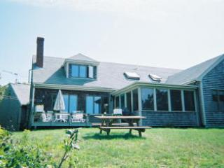 1263 - CHARMING HOME WITH WATERVIEWS AND A LOVELY SCREEN PORCH - Image 1 - Menemsha - rentals