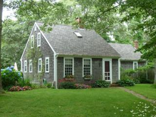 1480 - ENJOY BEAUTIFUL WATERVIEWS FROM THIS CHARMING VINEYARD HOME - West Tisbury vacation rentals
