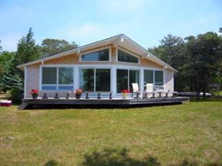 1500 - CHAPPAQUIDDICK COTTAGE WITH VIEWS OF KATAMA BAY - Edgartown vacation rentals