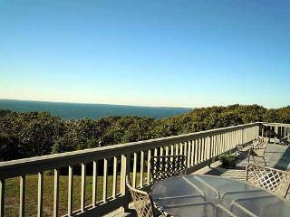 229 - ARCHITECTURAL AWARD WINNING HOME WITH PANORAMIC VIEWS OF THE VINEYARD SOUND - Chilmark vacation rentals
