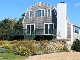 629 - ENJOY WATERVIEWS OF EDGARTOWN GREAT POND AND THE ATLANTIC BEYOND FROM THIS VINEYARD HOME - Edgartown vacation rentals