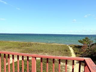 "792 - Casual ""Beach "" House with Glorious Views of Vineyard Sound - Menemsha vacation rentals"