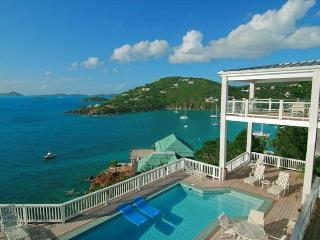 Colibri: Amazing Views! Sun-Drenched Pool Deck! - Chocolate Hole vacation rentals