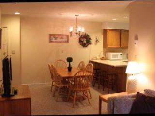 3BR Multi-level condo with TV/VCR - B3 318B - Lincoln vacation rentals
