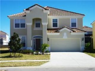 Spacious 6 bedroom villa with private pool - AF2583 - Image 1 - Kissimmee - rentals