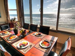 Oceanfront unit with 6br/5.5ba, rooftop decks, private spa - Oceanside vacation rentals