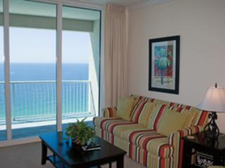 Stupendous View with Hot Tub and Pool at Palazzo - Image 1 - Panama City Beach - rentals