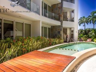 2nd Floor home with great Balcony and Living space - Playa del Carmen vacation rentals