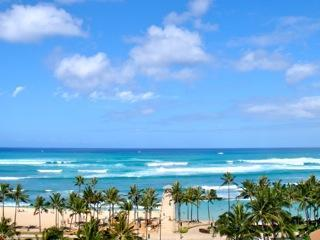 Waikiki Retreat's Most Romantic Deluxe Ocean View - Honolulu vacation rentals