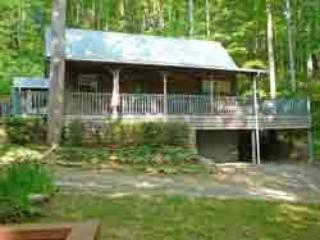 Cabin on the Creek - Bryson City vacation rentals