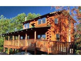 Log Cabin with views and privacy; Near Dollywood - Pigeon Forge vacation rentals