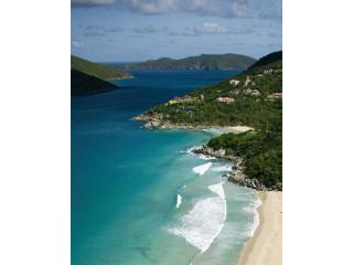 Golden Pavilion set on the beautiful point - Golden Pavilion Villa - Tortola - rentals