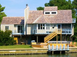 Pony Round-up! 4/4 Waterfront Home Assateague View - Chincoteague Island vacation rentals