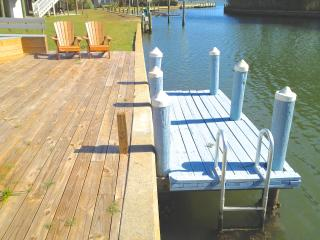 Special JUNE 25 - JULY 2 - Spinnaker Waterfront - Chincoteague Island vacation rentals
