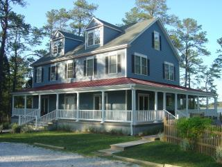 Stunning, Newer Chesapeake Waterfront Rental - Cambridge vacation rentals
