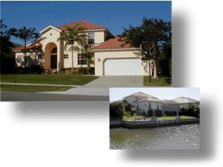 Casa Del Sol- Beautiful Waterfront Home - 4 bedroom Sleeps 10 - Pool & Hot Tub - Marco Island vacation rentals