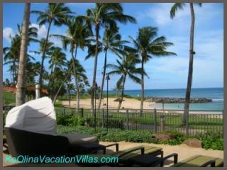 Ocean view Villa, Ko Olina Beach Villas, Oahu - Kapolei vacation rentals