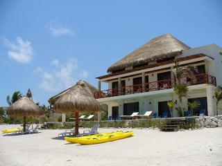 Luxury 3,4 or 5 BR Villa - Pool, A/C  Near Tulum - Soliman Bay vacation rentals