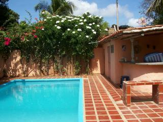 This is the private pool at Casa Maria - Margarita Island Venezuela Caribbean Holiday Homes - Porlamar - rentals