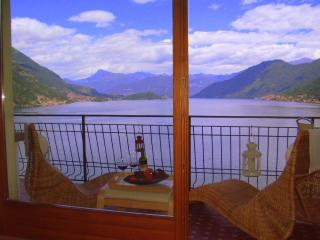 Stunning property with 180 deg  views of Lake Como - Lombardy vacation rentals