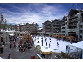northstar village free ice (roller) rink $5 skate charge in Village 35 Shops and Restaurants - Luxury home in heart of Northstar Tahoe Ski Resort - Hooper - rentals