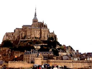 Mont St Michel masion du montitier normandy b&b - Mont-St-Michel vacation rentals