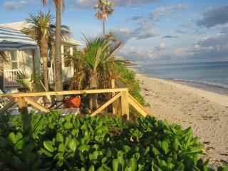 "The Pink Sand Cottage  ""RIGHT ON THE BEACH""  Wi Fi - North Palmetto Point vacation rentals"