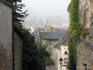 Sarlat Town looking from the end of Rue Landry - Residence Reygate - Rue Landry - Sarlat-la-Canéda - rentals