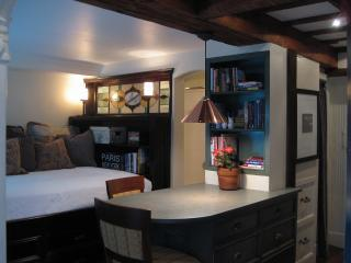 "Main - Beacon Hill -- ""Chez Paul"" luxe studio with patio - Boston - rentals"