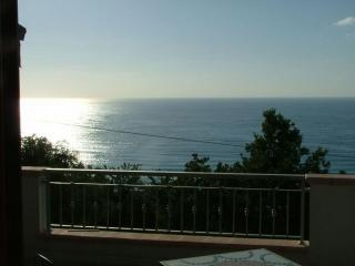 main view out to sea - Villa Jenna comfort and space in Zambrone, Tropea - Zambrone - rentals