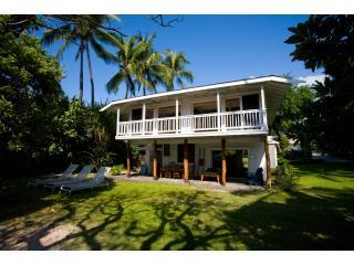 View of cottage from the Beach - Vacation Home on the Beach in Kailua Kona - Kailua-Kona - rentals
