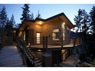 The Cabin at Moon Dance -Waterfront Private Luxury - Madeira Park vacation rentals