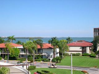 Palma Del Mar 405 Beautifully updated- bay view, cable, full kitchen, balcony - Saint Petersburg vacation rentals