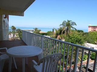 San Remo 303 - Large 2 bedroom with Gulf View Balcony & Gulf Front Pool - Redington Shores vacation rentals