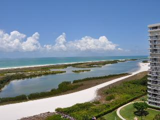 Welcome to South Seas Tower III #1201 - View from balcony - South Seas - SST31201 - Condo on Tigertail Beach! - Marco Island - rentals