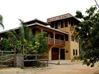 The Villa - Silver Leaf Villa- Caribbean Dream Home and cabana - Placencia - rentals