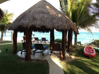 Casa Magica,  blends modern comforts with the appeal of ancient worlds!! - Akumal vacation rentals